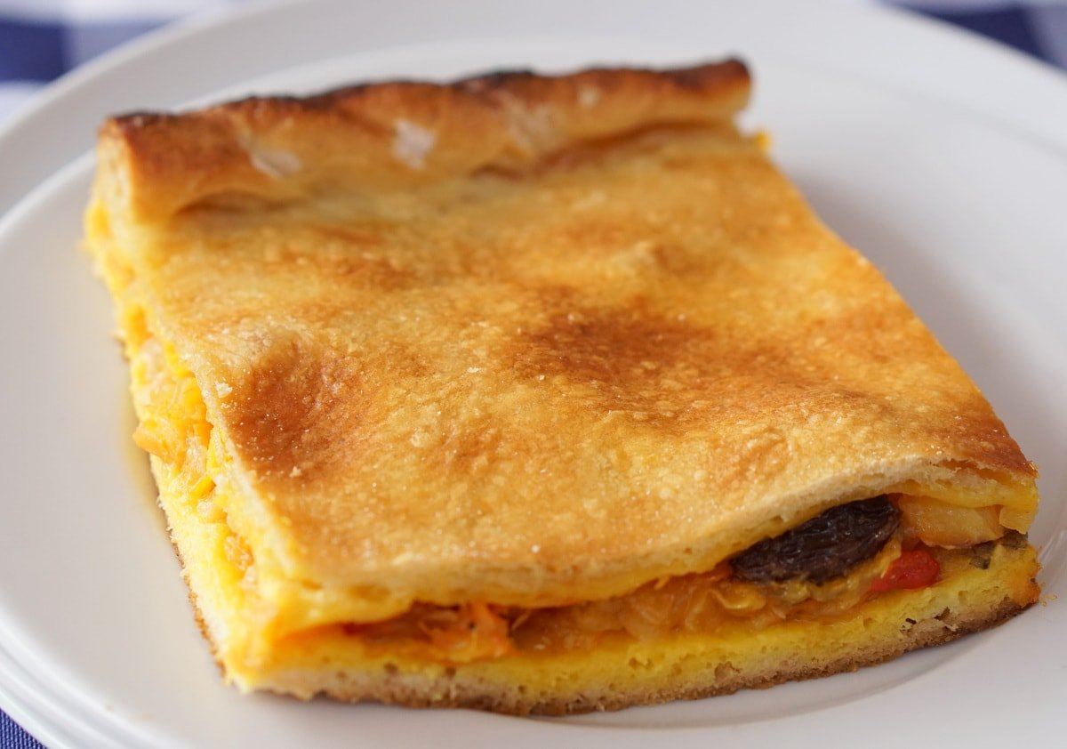 The delicious empanadas, with a variety of fillings, makes Dulce de Leche one of the best pastry shops in Valencia