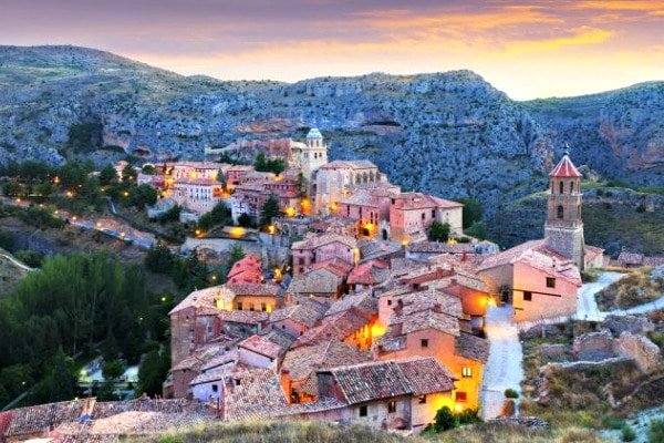 Albarracín is one of many fantastic day trips from Valencia.