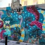 Check out the incredible street art in the El Carmen neighborhood if you're looking for hidden gems in Valencia!