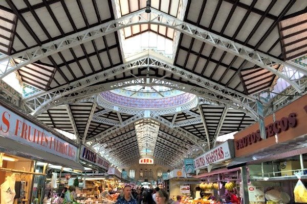 Visiting one (or all!) of the city's many markets is a must in Valencia for foodies!