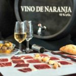 Bodega Fila is one of the most popular wine bars in Valencia among locals and a great place to enjoy Spanish deli products like the famous jamón while you sip your wine.
