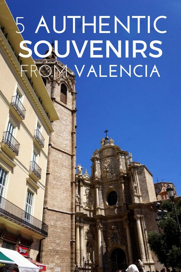 Create unique, authentic memories with these one-of-a-kind souvenirs from Valencia!