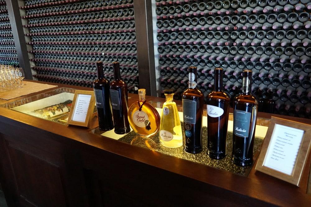 Tasting room Bodega Rubicon Lanzarote wine tasting tour