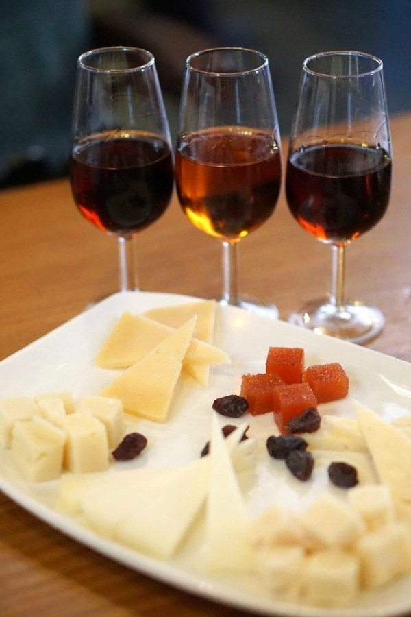 Some of the best gourmet food gifts from Malaga are its award winning cheeses!