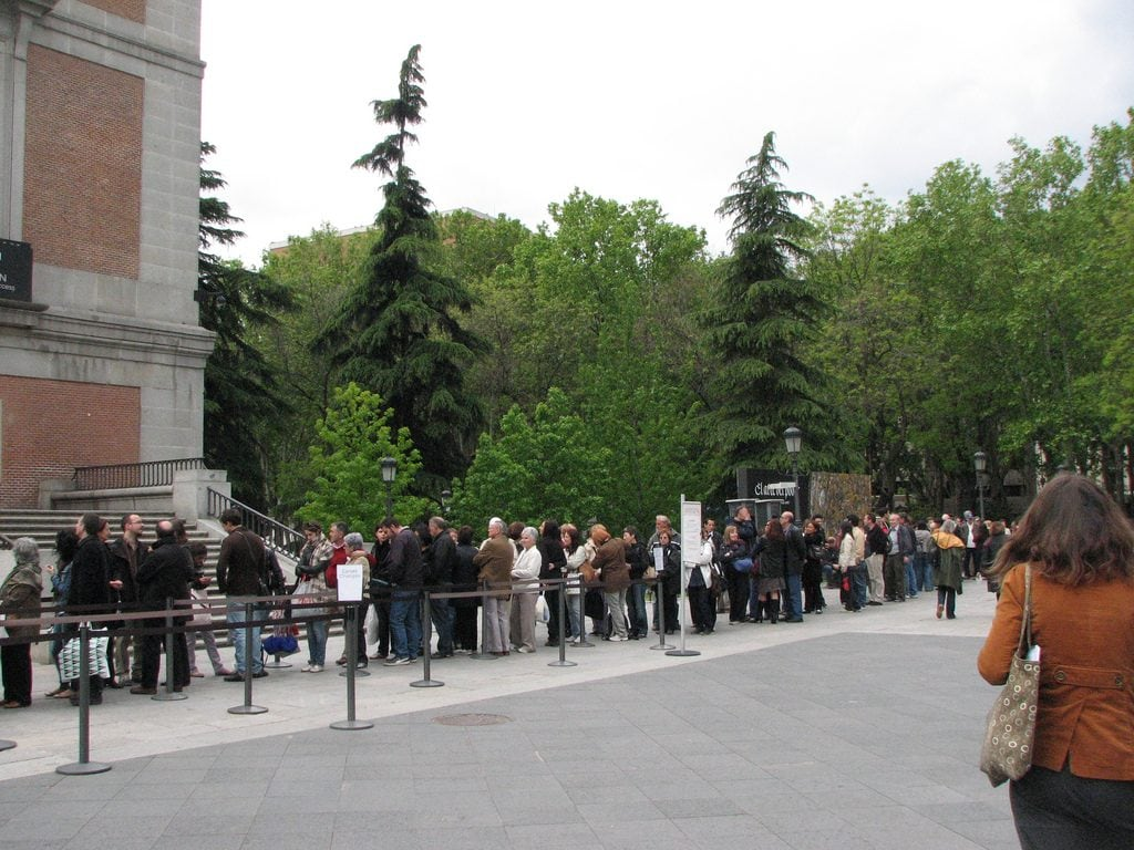 Prado queue