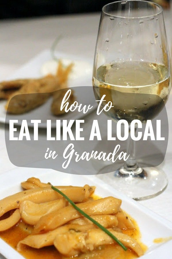 Going out to eat is one of the most essential ways to experience Spanish culture! Learn how to eat like a local in Granada with these six pro tips.