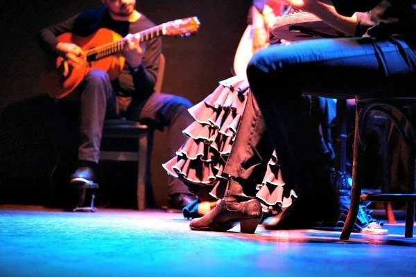 Experience flamenco in Malaga like a local: pay attention to the music as well as the dancing!