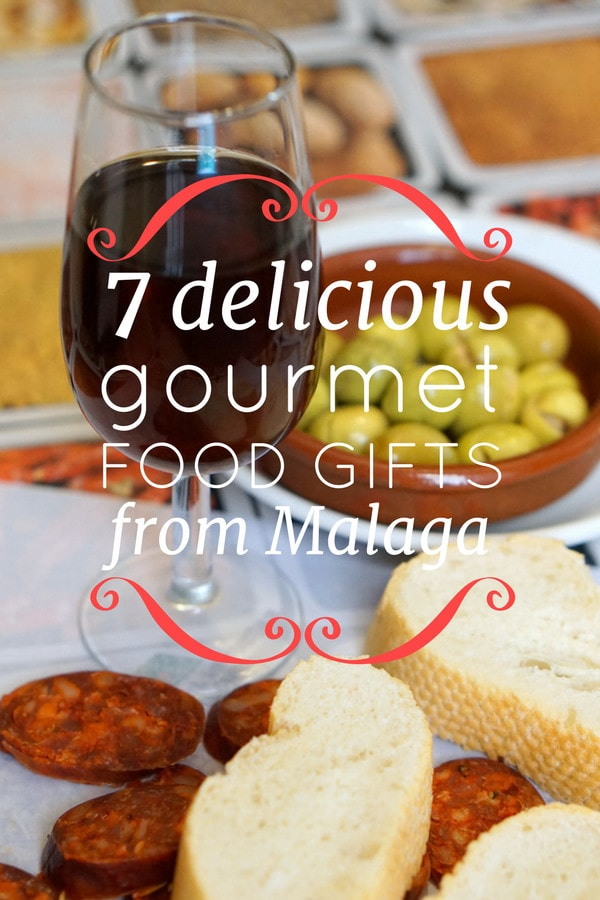 Save some room in your suitcase for these delicious gourmet food gifts from Malaga—your loved ones will thank you.