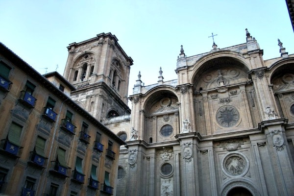 You HAVE to visit the cathedral during your 7 days in Granada!