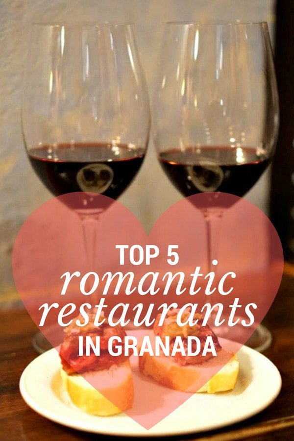 Want an unforgettable date night? These top romantic restaurants in Granada are the perfect setting for any love story!