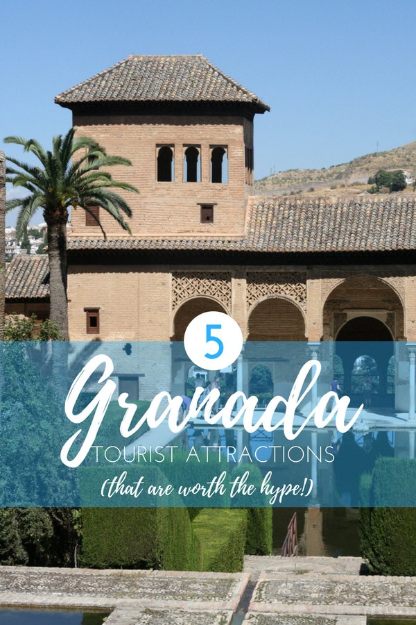 Not every must-see sight in every city is worth the hype, but these tourist attractions in Granada sure are. Some are obvious (you can't leave the Alhambra off a list like this), but others may surprise you.