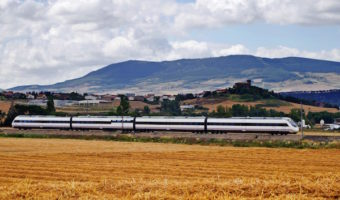 """Arriving in Granada by """"train"""" isn't exactly possible, but there's a well-run system in place to make up for the lack of train service directly to the city."""