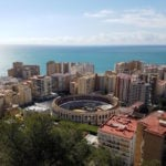 You can't spend 3 days in Malaga without taking in the views from Gibralfaro Castle!