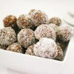 We love devouring holiday treats in Malaga! These bolitas de coco look delicious!