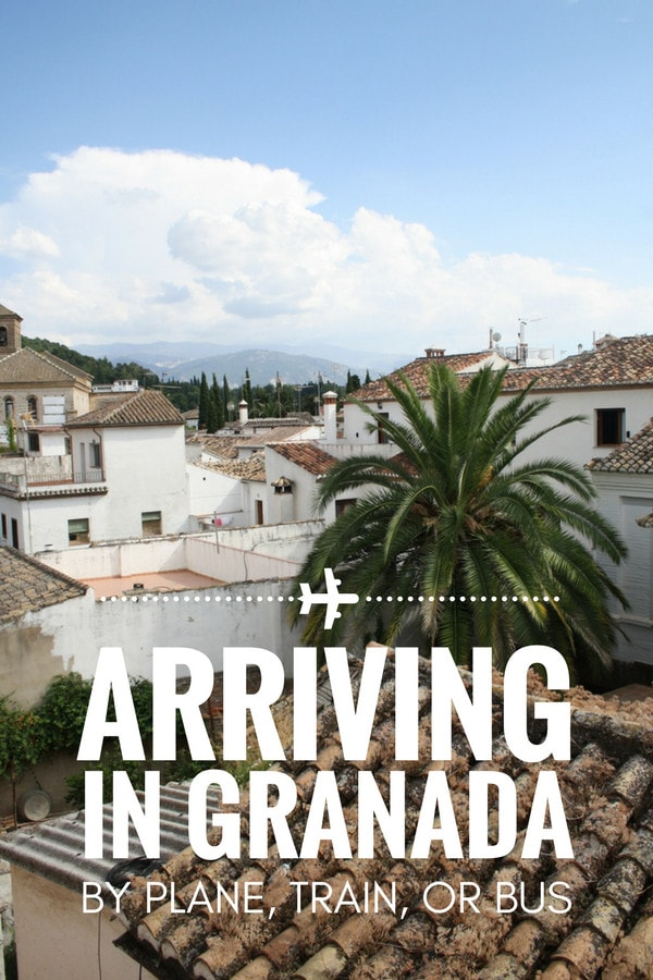 Arriving in Granada is a piece of cake—whether by air, rail, or bus. Use this guide to pick the option that is most convenient for you.