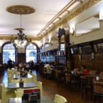 Soak up the atmosphere at one of the most popular historical bars in Santiago!