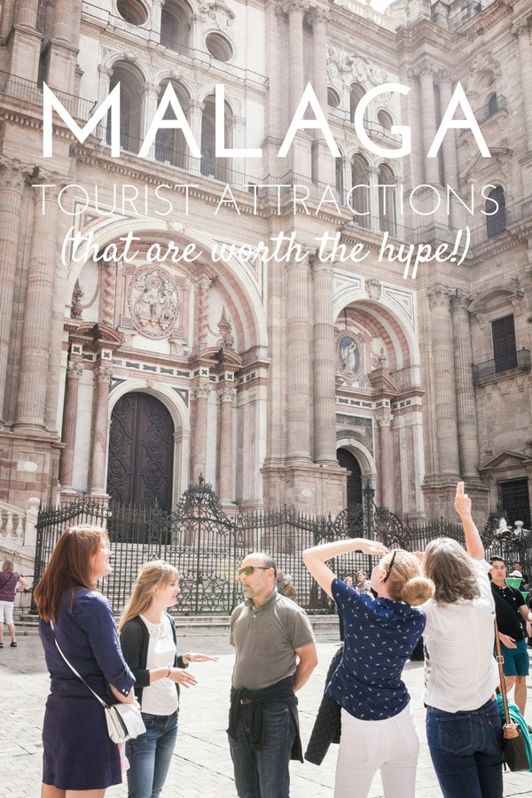 Not sure which tourist attractions in Malaga are worth the hype? This guide has got you covered. Here's what you can't miss on your next trip to the Costa del Sol capital.