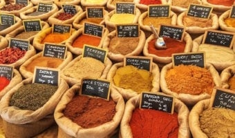 Some of our favorite shops in Santiago are all about food. This is one of the best in the city for spices, nuts and artisan pasta. Shopping is always a fun thing to do in Santiago in winter!