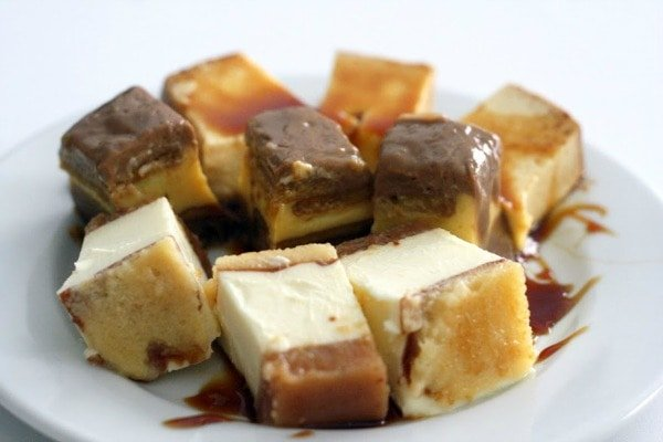 Turrón is easily one of our favorite holiday sweets in Malaga!