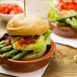 Veggie burgers are delicious! It's always good to know the great vegetarian restaurants in Santiago! Any of Devour Galicia's Food Tours can be made to accommodate a vegetarian diet. Just let us know when you book, and we'll take you to the best places to try traditional vegetarian dishes at our favorite spots in Santiago!
