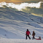 Hit the slopes at the Sierra Nevada! It's one of our favorite activities in Granada for kids in the winter.