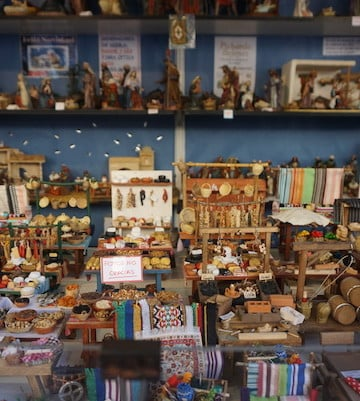 Visiting Valencia in December? Why not check out one of the many beautiful Christmas markets?