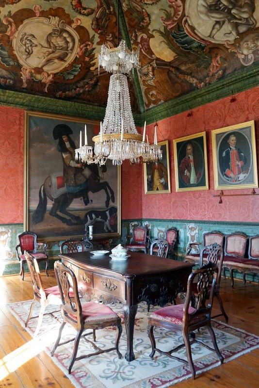 Parador Casa da Ínsua in Portugal
