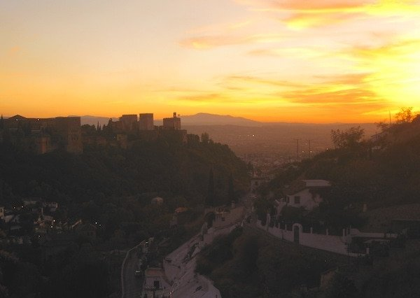 7 Spectacular Places to Watch the Sunset in Granada You Need to See