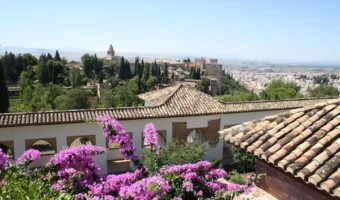 If the Alhambra is sold out, consider buying tickets for the gardens and the fortress. You won't get to see the iconic palaces, but these areas of the complex are just as beautiful!