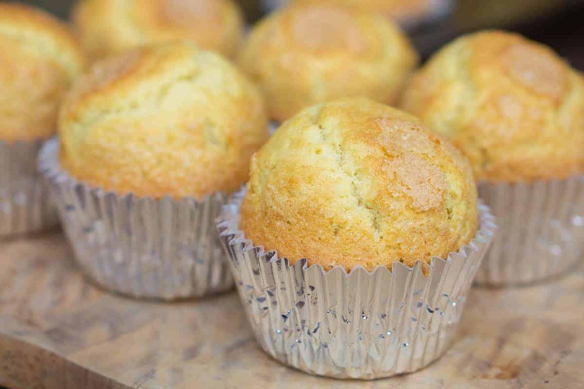 Spanish Magdalenas Recipe – Homemade Spanish Muffins