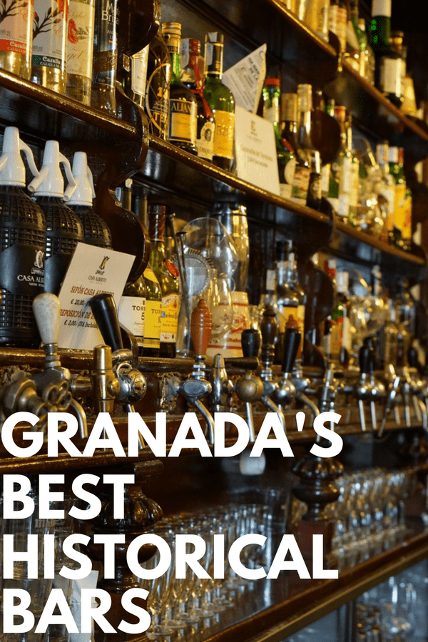 The best historical bars in Granada are full of stories waiting to be told. Come see why these local joints are so fascinating.