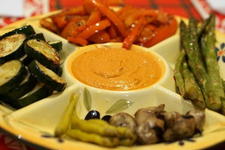 Romesco sauce recipe - the best