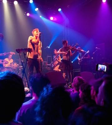 Enjoy amazing live music in Granada at nightclub Boogaclub!