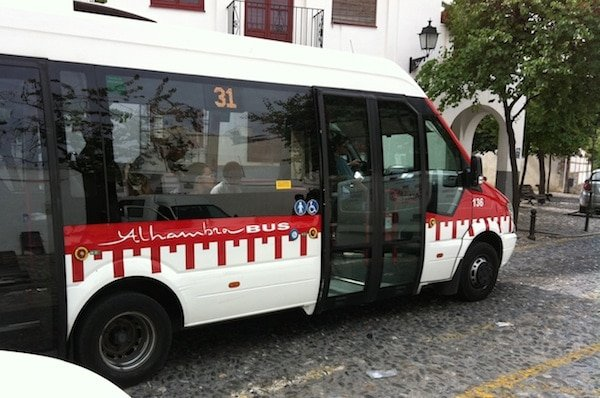 Public Transportation in Granada: 4 Ways to Move Around Town
