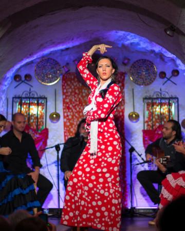 best flamenco in Granada