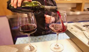 wine in Seville