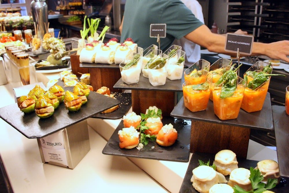 Where to eat in San Sebastian: a San Sebastian Pintxos Tour
