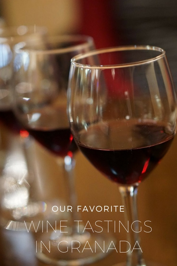 Discover the fabulous world of Spanish wine at one of these excellent wine tastings in Granada.