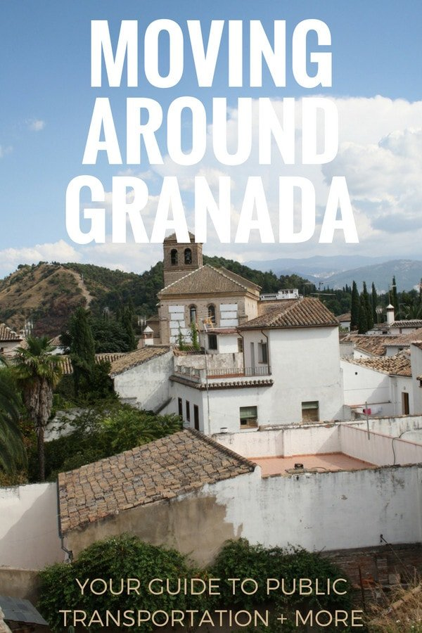 Public transportation in Granada is easy, efficient, and inexpensive. Here's how to get around town.