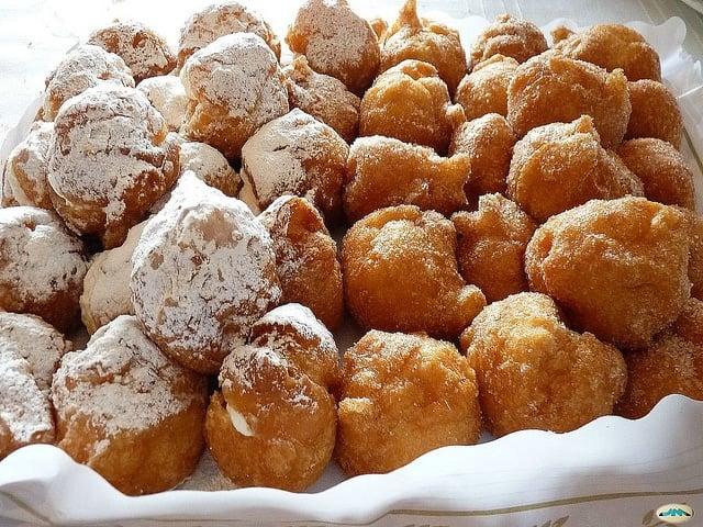 Buñuelos recipes semana santa