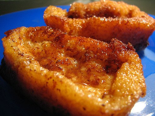 Honey Soaked Spanish Torrijas recipe