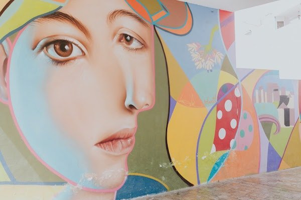 Get off the beaten path in Malaga! Head into the artsy Soho neighborhood to check out the unique street murals.