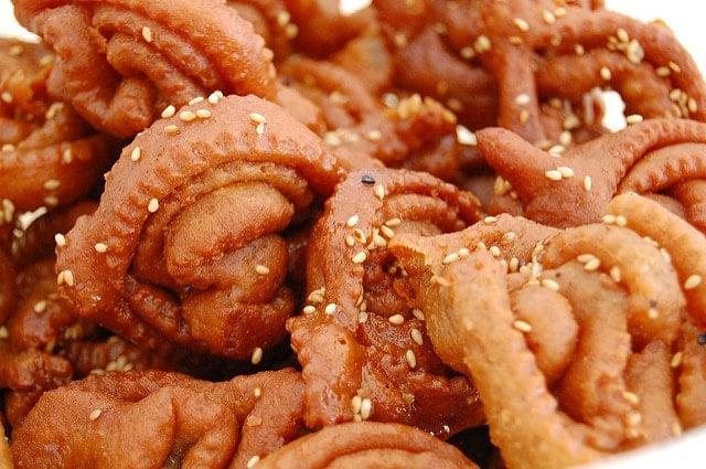 Pestiños Spanish Semana Santa recipe