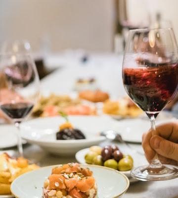 wine bars in Santiago de Compostela