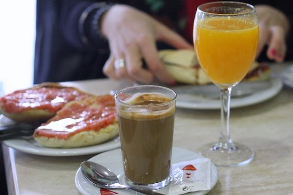 Noviembre is one of the best places for brunch in Malaga!