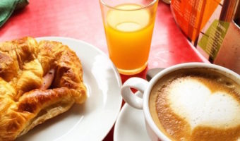 Galopain de París is a great place to enjoy brunch in Malaga while feeling like you're in Paris!