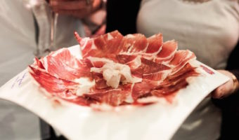 There are so many great places to buy jamón ibérico in Granada. Be sure to check some of them out!