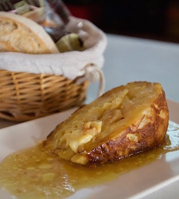 Restaurante Carmela is home to one of the best tortillas in Granada. All of them are cooked to order!