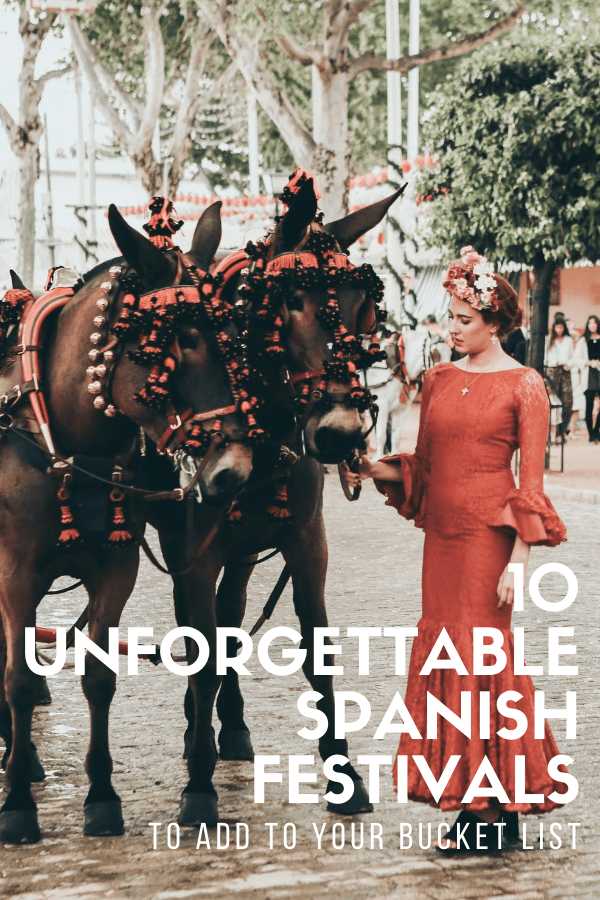 When you travel to Spain, you'll be hard pressed not to find a party happening somewhere. From Barcelona and Valencia to Madrid and Seville and every place in between, just about every city and town in Spain has its own unique fiesta. This travel guide will walk you through the best Spanish festivals you'll want to add to your itinerary