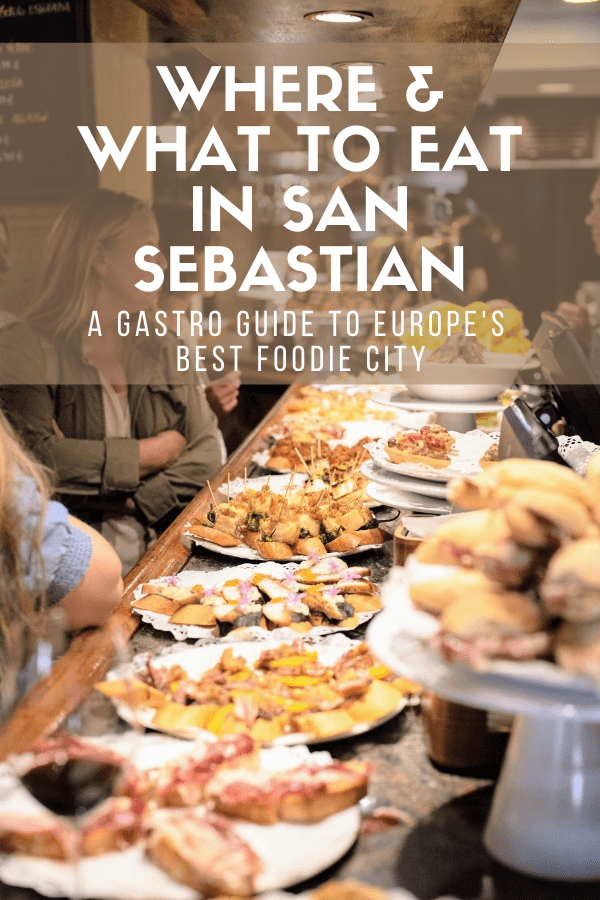 Home to countless Michelin star restaurants, tapas bars (or pintxos bars, as we call them in the Basque Country!) and the most famous cheesecake in Spain, it's easy to be overwhelmed by the food scene in San Sebastian. Don't be—this Donostia gastro guide will show you exactly what to eat and where to eat it, from the beach to the Old Town and everywhere in between.